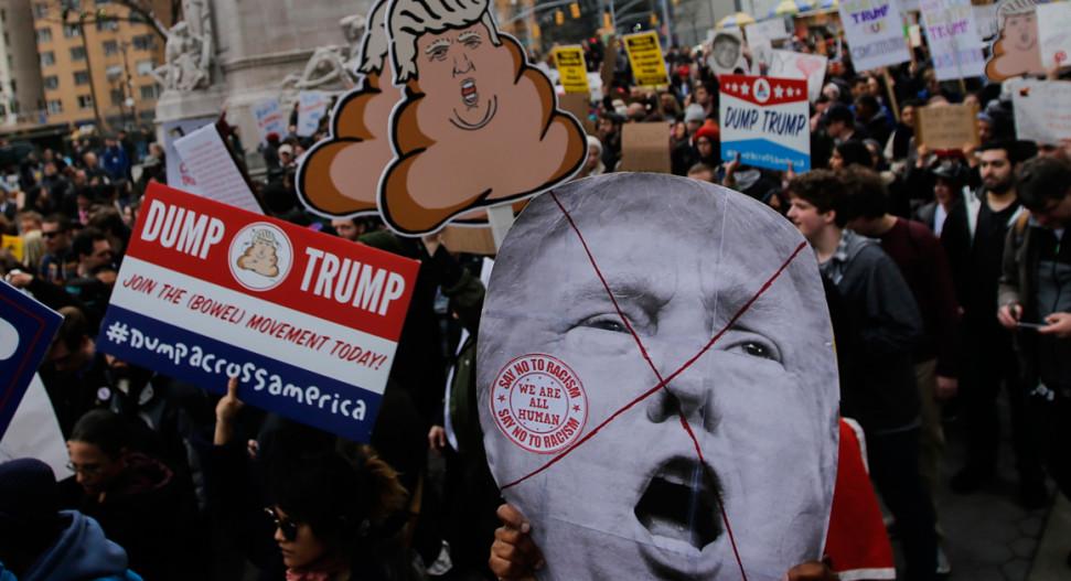 Trump dévoile son slogan pour la présidentielle de 2020