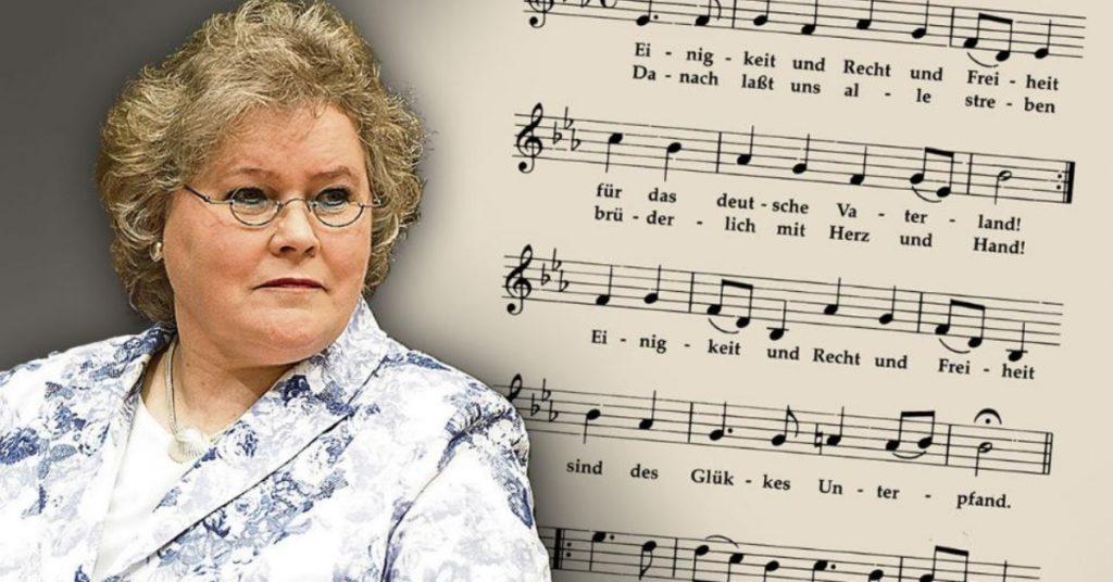 L'hymne nationale allemande jugée sexiste par une secrétaire d'Etat