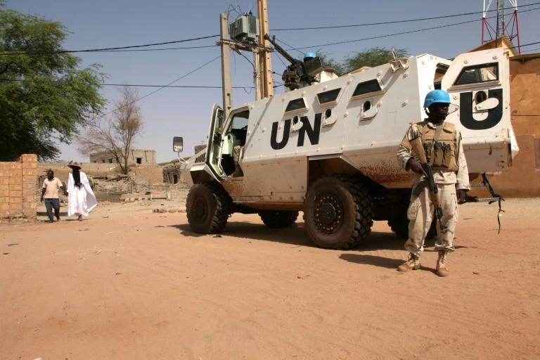 Un Casque bleu tué dans le Nord — Mali