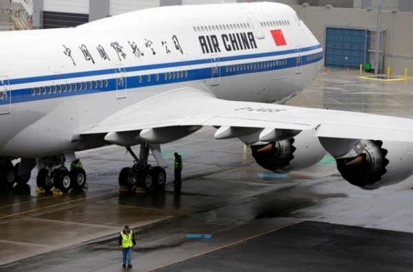 Armé d'un stylo-plume, il détourne un avion — Chine