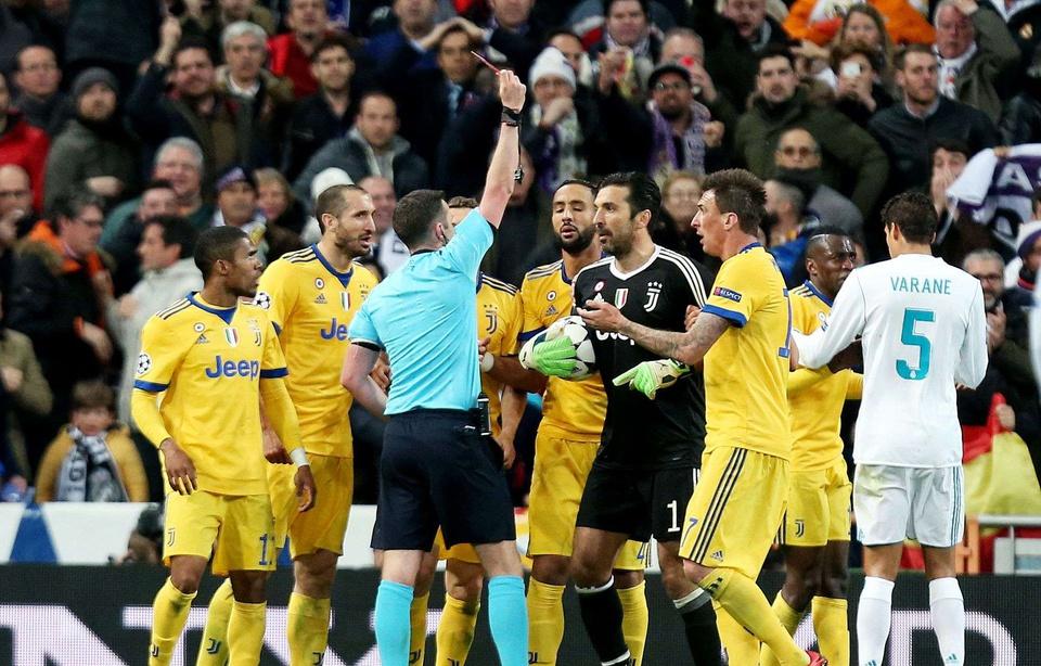 Real Madrid Juventus Turin