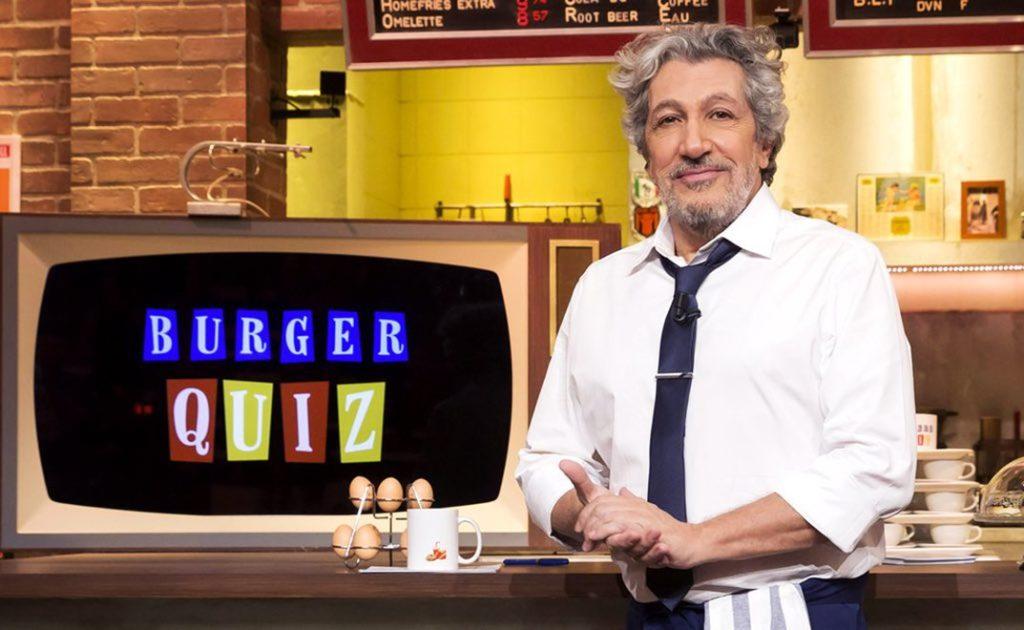 Pourquoi Alain Chabat a-t-il accepté de reprendre le Burger Quiz ?