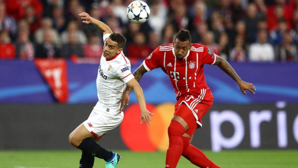Seville n'a pas trouvé la faille contre le Bayern — Ligue des Champions