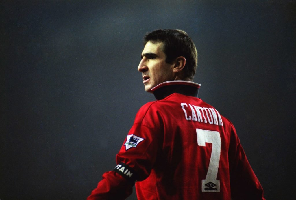 Éric Cantona :