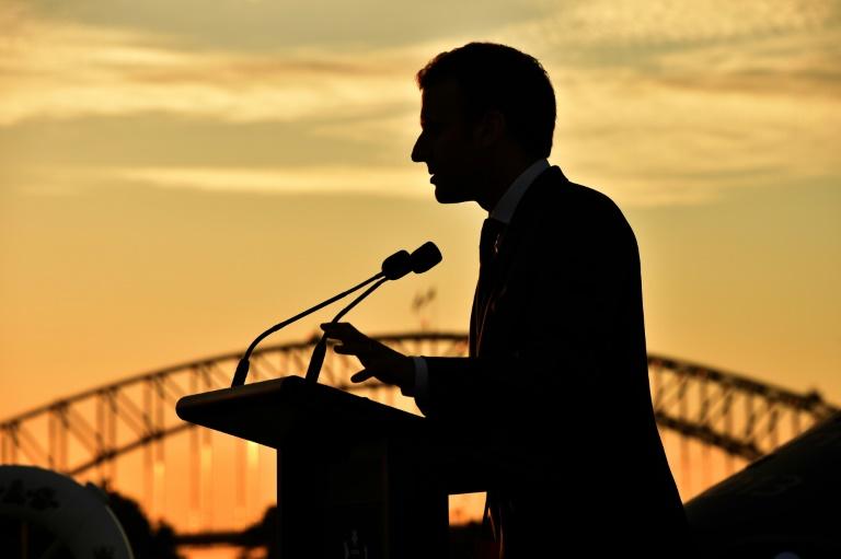 Un an après, le mécontentement paradoxal des Français — Macron