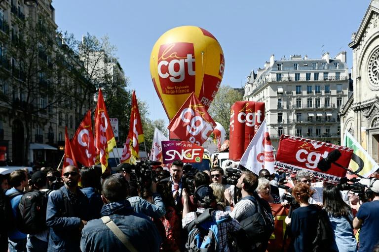La CGT défilera aux côtés de la France insoumise le 26 mai