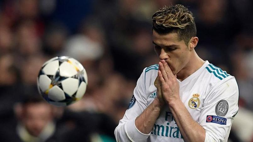 Le transfert de cristiano ronaldo provoque une gr ve for Ronaldo coupe de cheveux 2018