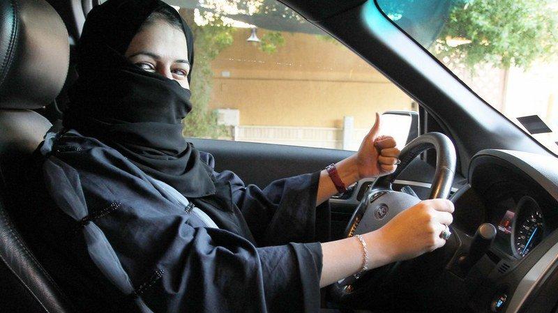 Les Saoudiennes autorisées à conduire à partir du 24 juin
