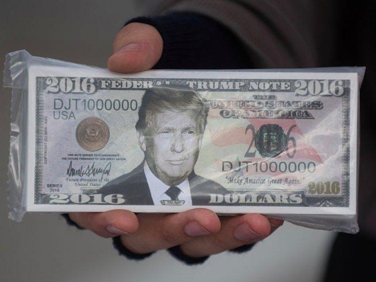 Trump accusé d'avoir détourné de l'argent