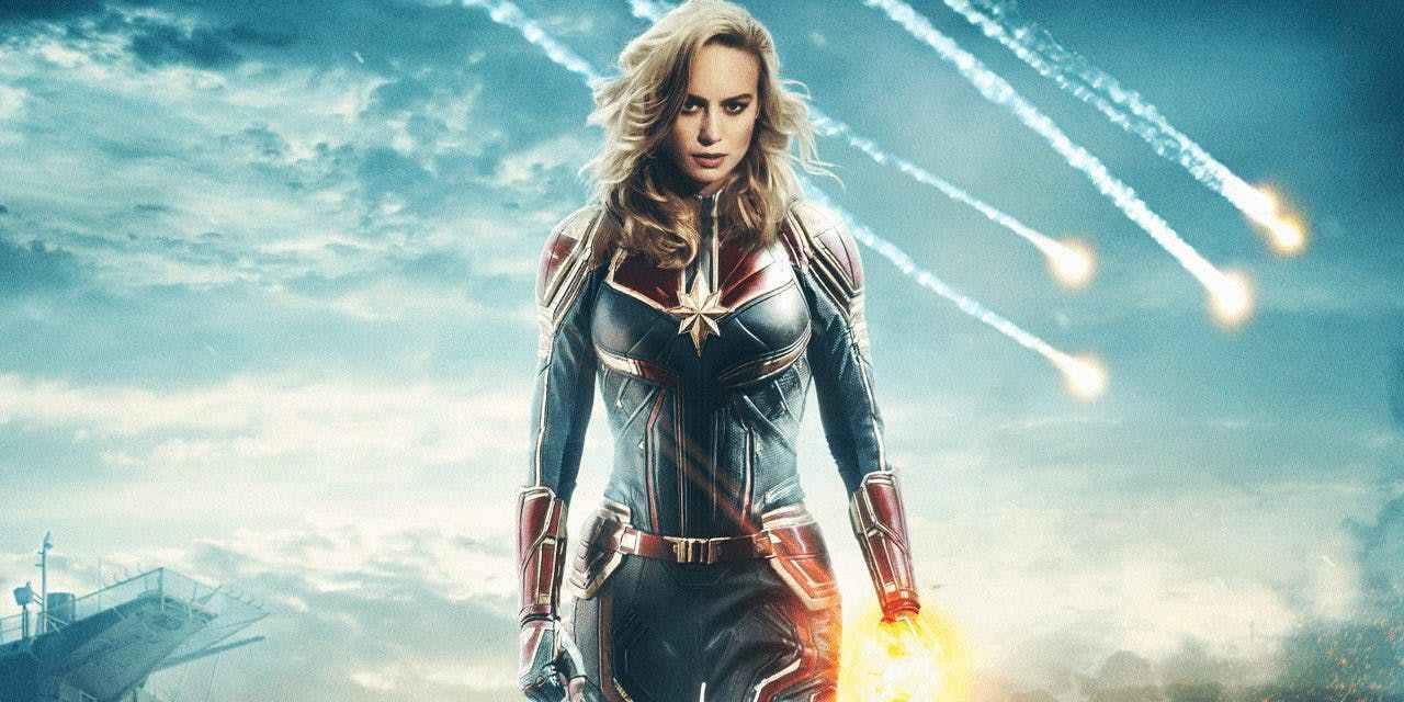 Actualités: Tournage de Captain Marvel terminé