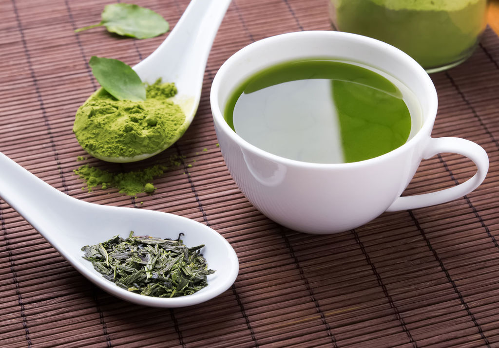 Green tea is the richest food in antioxidants |  MinuteNews