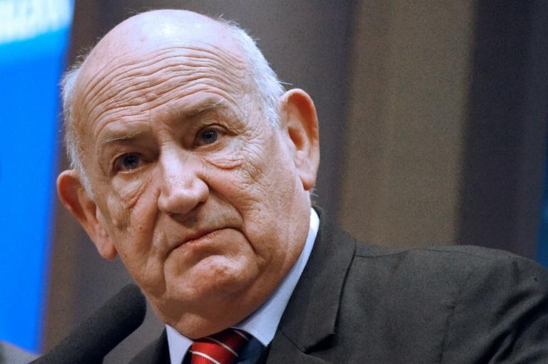 L'ancien patron de la Fédération française de rugby Pierre Camou est mort