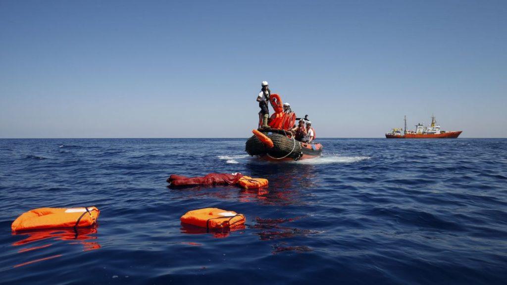 Aquarius (bateau de sauvetage) — Wikipédia