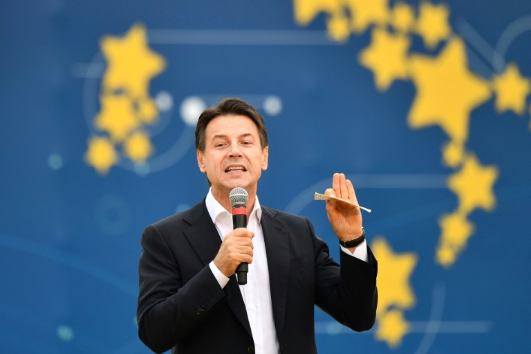 Le budget de l'Italie rejeté par la Commission Européenne